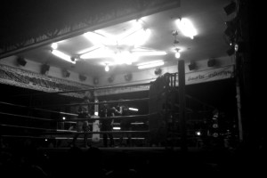 Muay thai fight chiang mai