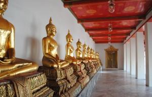 Temple of Emerald Buddhe Bangkok