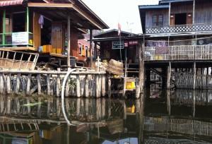 Inle Lake Stilt Village