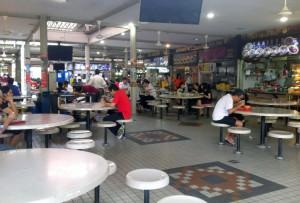 Lavender Street Food Court Singapore