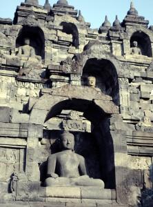 Borobudur, Yogyakarta, Buddha
