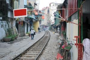Hanoi Railway Lines