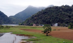 View of Ba Be National Park