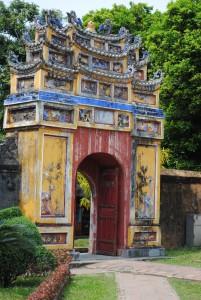 Doorway 2 Imperial Citadel Hue