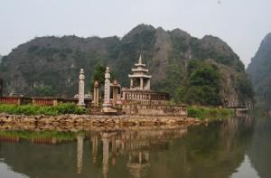 Tam Coc Landscape