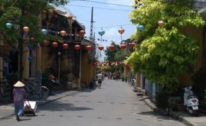 Hoi An Vietnam Old Quarter Streets