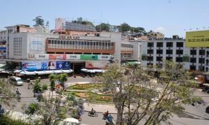 Da Lat, Vietnam City Centre Cho Da Lat Market