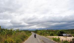 Da Lat Vietnam Countryside on Motorbike