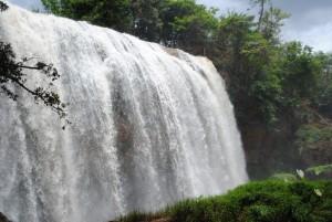 Elephant Falls Waterfall Da Lat Vietnam