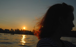 Can Tho Mekong River Sunrise