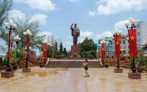 Can Tho Ho Chi Minh Statue