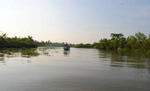 Mekong Delta An Binh Island Han River