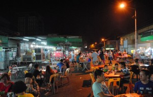 Taiping Food Night Market
