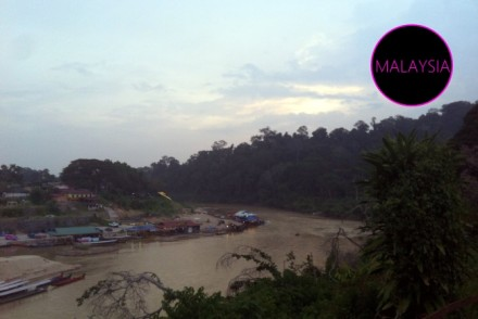 Taman Negara River Sunset FEATURE IMAGE