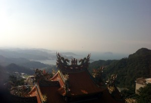 Jiufen Landscape
