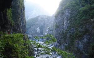 Taroko Gorge Taiwan Landscape