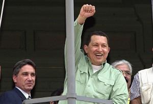 Huge Chavez   ©Victor Soares/ABr - AgenciaBrasil/Wikicommons