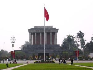 Ho Chi Minh Mausoleum | © Rungbachduong/wikicommons