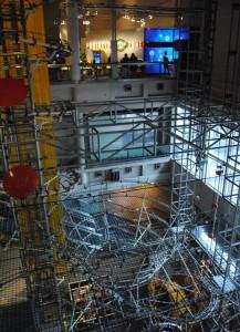 Hong Kong Science Museum Interior