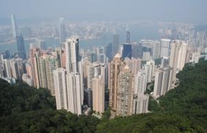 Hong Kong Skyline2015