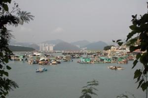 Lamma Island Hong Kong View