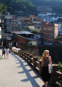 Jiufen Mountain Town Spirited Away Lost