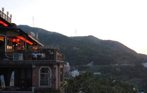 Jiufen Teahouse Taiwan Spirited Away Bathhouse