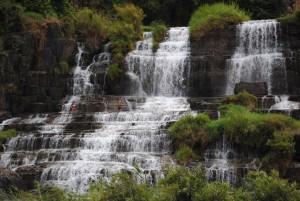 Pongour Falls Da Lat Vietnam