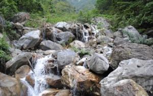 Su Hua Highway Waterfall Landscape