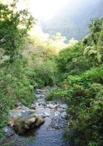 Taroko Gorge Landscape View