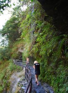 Taroko Gorge Lushui Trail