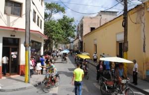 Holguin Back Street