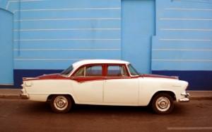 Holguin Classic Car