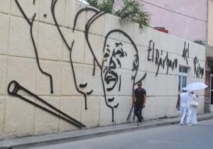 Holguin El Barbaro del Ritmo Mural