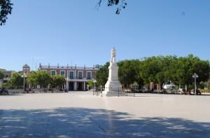 Holguin Parque Calixto Garcia