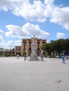 Holguin Town Square