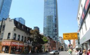 Toronto Yonge Street