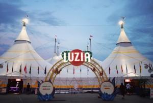 Cirque du Soliel luzia
