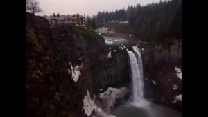 Twin Peaks Pilot Waterfall screenshot