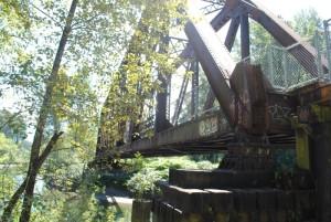 North Bend Bridge Twin Peaks
