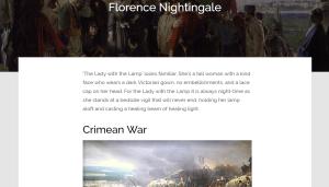 FLorence Nightingale - EnglandExplore