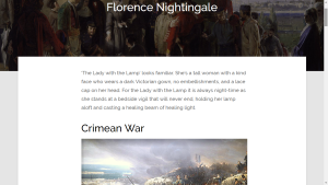 Florence Nightingale - England Explore