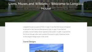 Longleat House - EnglandExplore