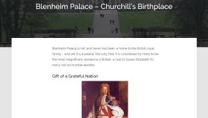 Visit Blenheim Palace - EnglandExplore